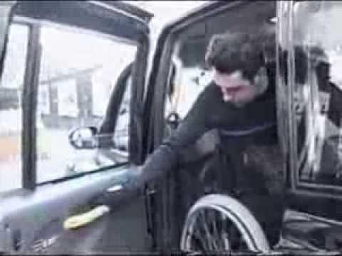 Celebrity Wheelchair Challenge