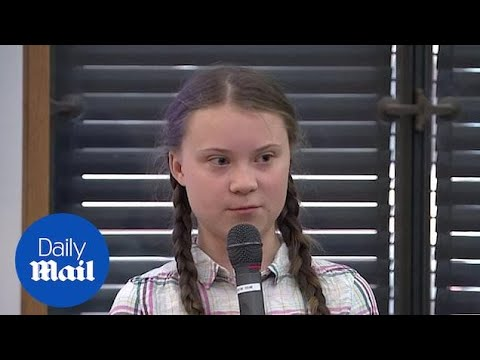 Why we need to listen to this 16 year old environmental activist