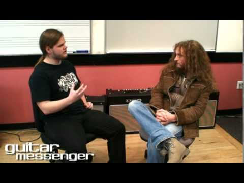 Guthrie Govan Interview 2010