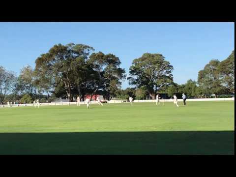 Final school wicket