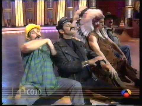 La Parodia Nacional 1999  Seré madre