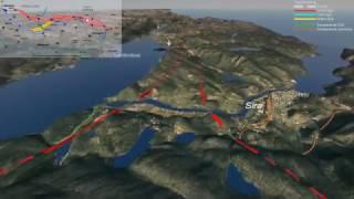 Statens vegvesen - E39 Lyngdal vest-Sandnes