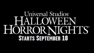 We're Coming To Halloween Horror Nights!