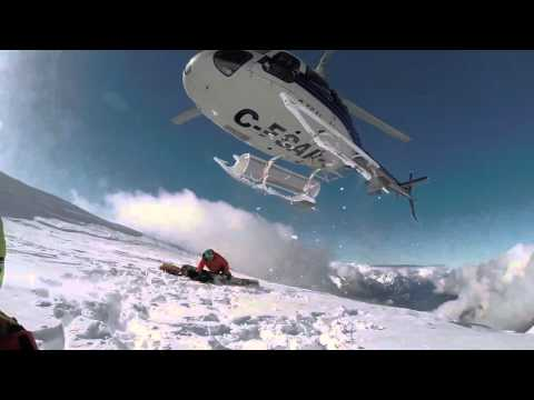 Powder Mountain Heli Ski Feb 2016