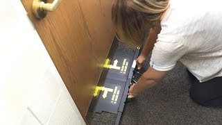 COOL IDEAS TO PROTECT YOUR DOOR AND HOME