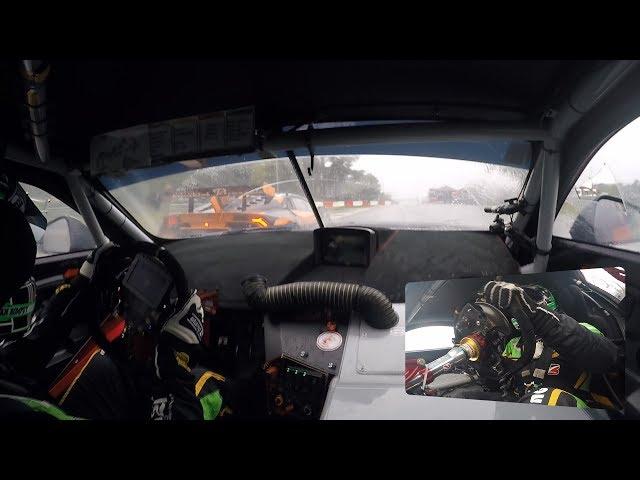 American Festival Circuit Zolder - Belcar Endurance Championship onboard Marc 2 Mustang V8