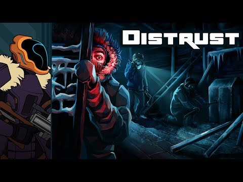 Let's Try Distrust [Co-Op] - PC Gameplay Part 1 - All Work And No Play Makes This A Dull Game...