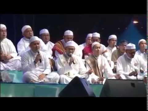 Rindu rasul-alangkah indahnya-Habib Syekh