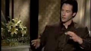 Keanu Reeves for 'Something's Gotta Give'