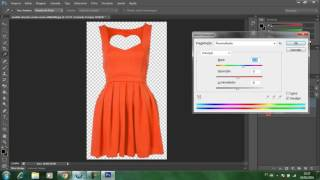 Como Mudar a Cor dos Objetos Photoshop CS6
