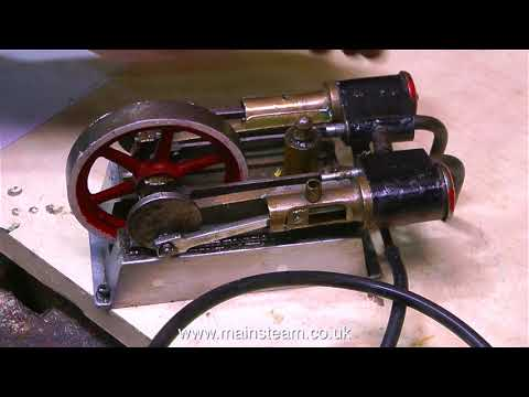 HOW TO MAKE A VINTAGE BASSET LOWKE STEAM PLANT WORK AGAIN – PART #1