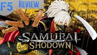 Samurai Shodown Review: More Art than Science (Video Game Video Review)