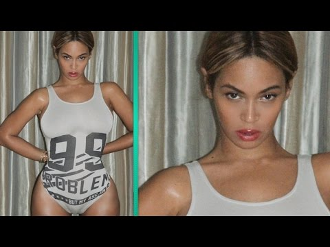Beyonce Flaunts Curves In '99 Problems But My A** Ain't One' Swimsuit
