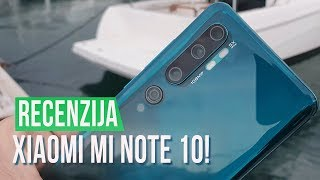Xiaomi Mi Note 10 Recenzija