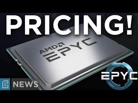 AMD Epyc Pricing!