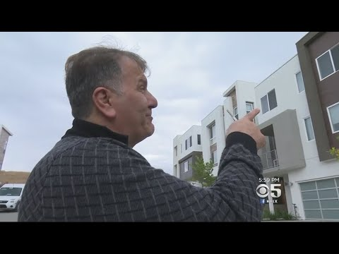 Homeowners At New San Jose Subdivision Endure With Construction Woes