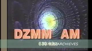 DZMM AM Radio Station ID