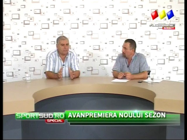 Sport SUD Special - Florea Voicila - 20.08.2018
