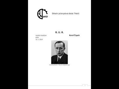 Karel Čapek   R U R