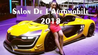 Salon De L'Automobile 2018 - Ile Maurice