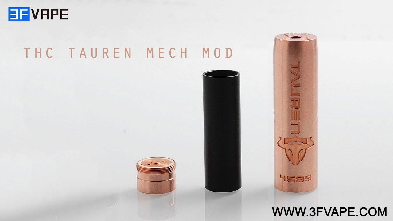 THC Tauren Mech Mod