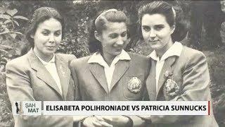 Şah-Mat la TVR1: Elisabeta Polihroniade vs Patricia Anne Sunnucks, Medellin 1974