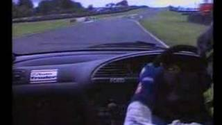 ONBOARD Paul Radisich at Oulton Park 1995