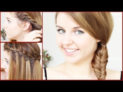 Back to Basics - Anleitung/ how to | Frisuren Freitag ...