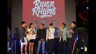 """โชว์จาก """"River Rhyme"""" และที่มาของ MV เพลง """"Night"""" ใน JOOX Weekly Update [10 Nov 17]"""