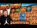 Our Biggest Win on Dragon Horn! (€10 Bet)