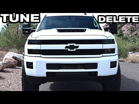 The Truth About NEW L5P Duramax Tuning and Deleting