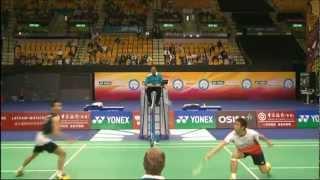 SF - MS - Lee Chong Wei vs Kenichi Tago - 2012 Yonex-Sunrise Hong Kong Open