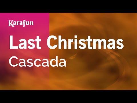 Karaoke Last Christmas - Cascada *