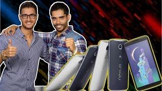 Google Nexus 6, todos los detalles