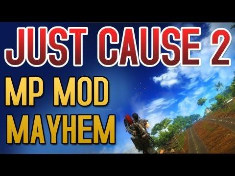 Just Cause 2 Multiplayer Mod Mayhem! (Episode 1)