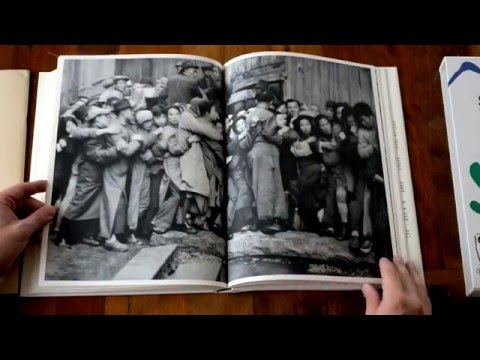 """complete-book-""""the-decisive-moment""""-(images-Á-la-sauvette)-by-henri-cartier-bresson"""
