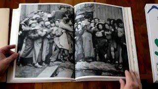 """Complete Book """"The Decisive Moment"""" (Images Á La Sauvette) by Henri Cartier-Bresson"""