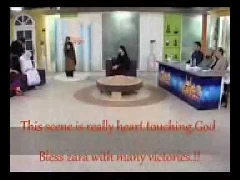 Heart Touching Naat Recite By Blind Girl