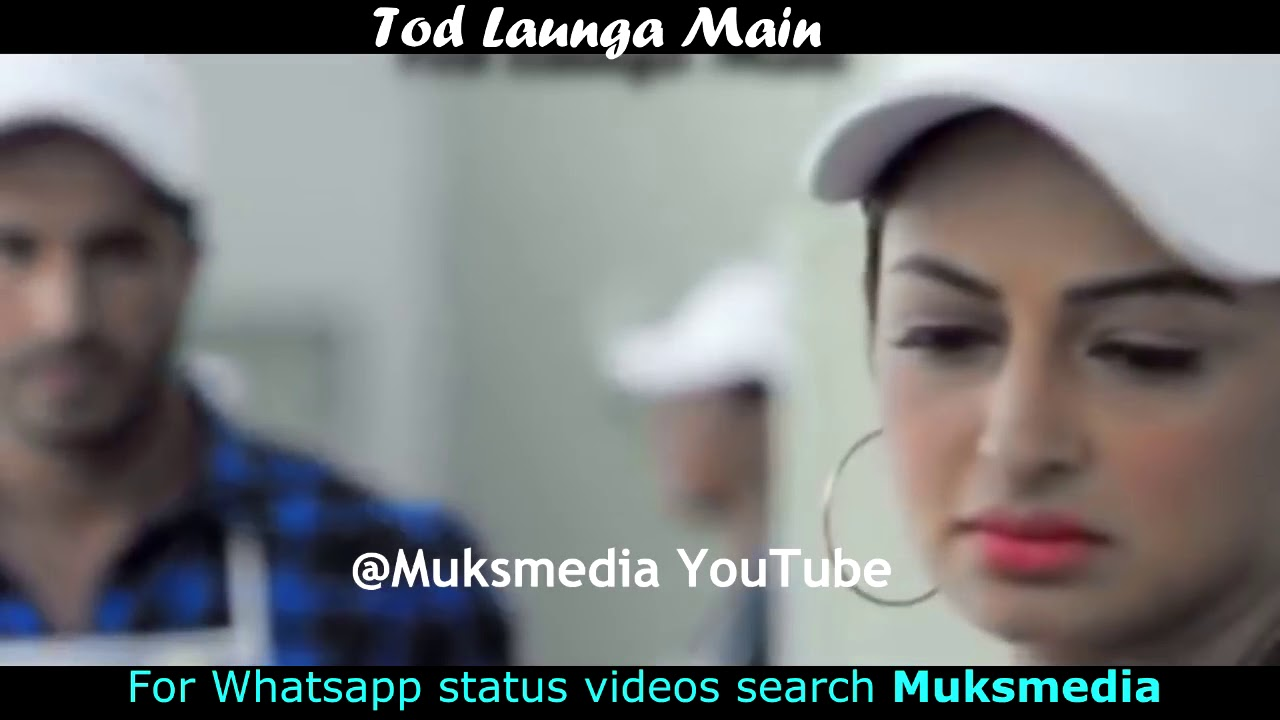 Whatsapp Status Video New 30 Sec Hindi Love Sad Emotional Song Download Muksmedia