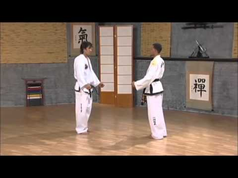 ITF Complete System of Sparring