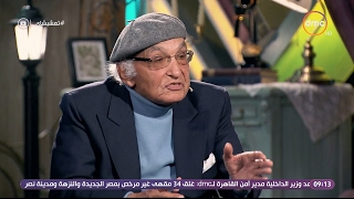 تع اشرب شاي - السباح المصري دكتور / أحمد إبراهيم ... من بطولة الأساتذة للسباحة إلى العالمية