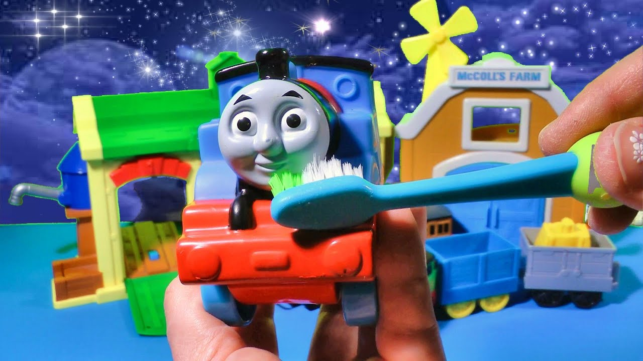 Thomas The Train Toddler Toothbrush Timer Video Thomas The