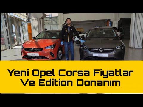 2020 Opel Corsa Edition özellikleri Ve Fiyatları 2020opelcorsa