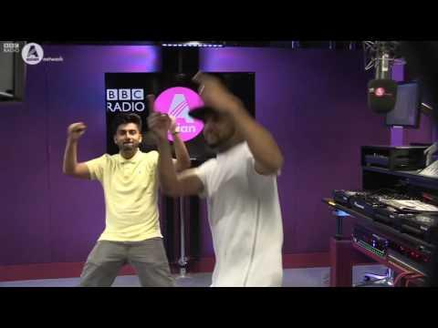 Dance Like No One's Watching: Nish and Mumzy Stranger
