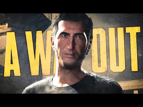 THE BEST WAY TO BREAK OUT OF PRISON - An Unbelievable Escape - A Way Out Gameplay Part 1