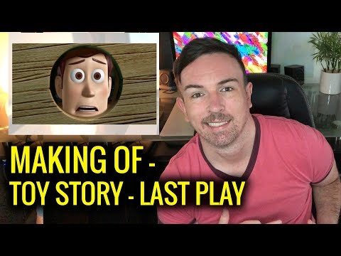 Making The Trailer - Toy Story Last Play - Episode 4