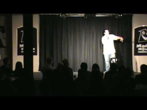 Adrian Martinez Stand Up@ Mad House Comedy Club