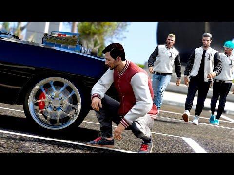 GTA V: VIDA DE JOVEM | O MARK MEXEU ONDE NÃO DEVIA, ELE VAI PAGAR POR ISSO #EP.56 - Tj thumbnail