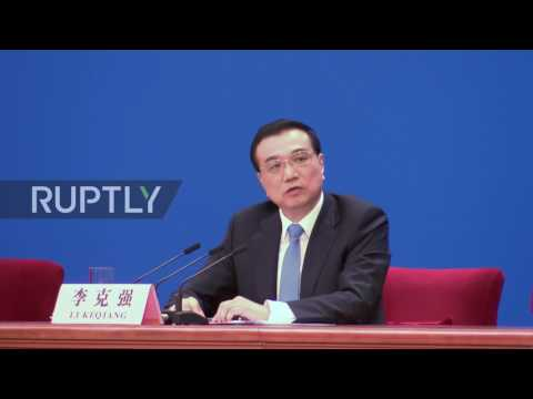 China: Premier Li praises 'great co-working' in Sino-Russian cooperation