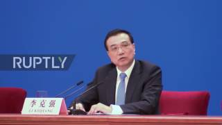 China  Premier Li praises 'great co working' in Sino Russian cooperation